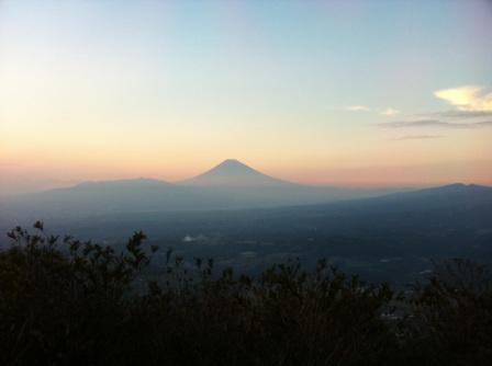 富士山@伊豆スカイライン