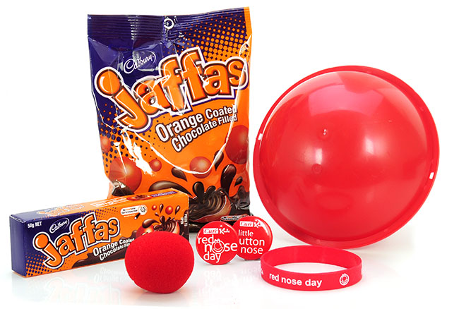 Red Nose Day Merchandise