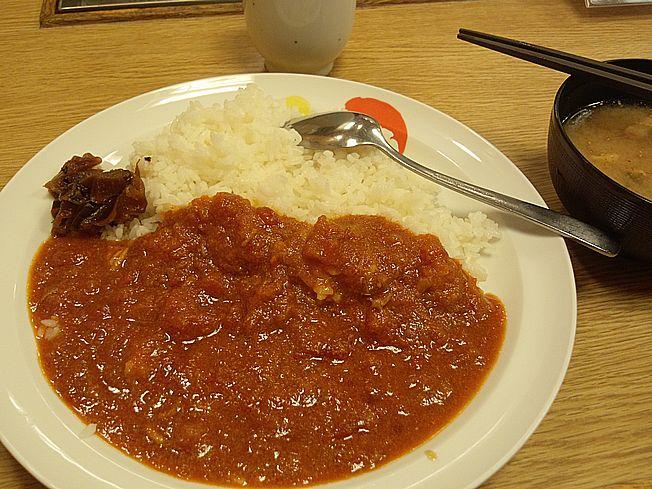 フレッシュトマトカレー