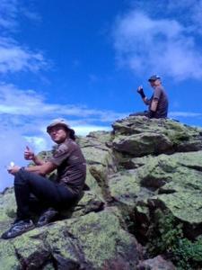 赤石山山頂3