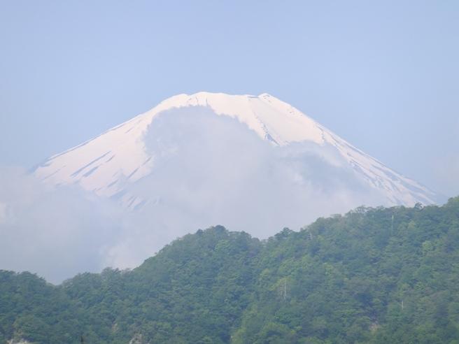 13-01富士山と西丹沢