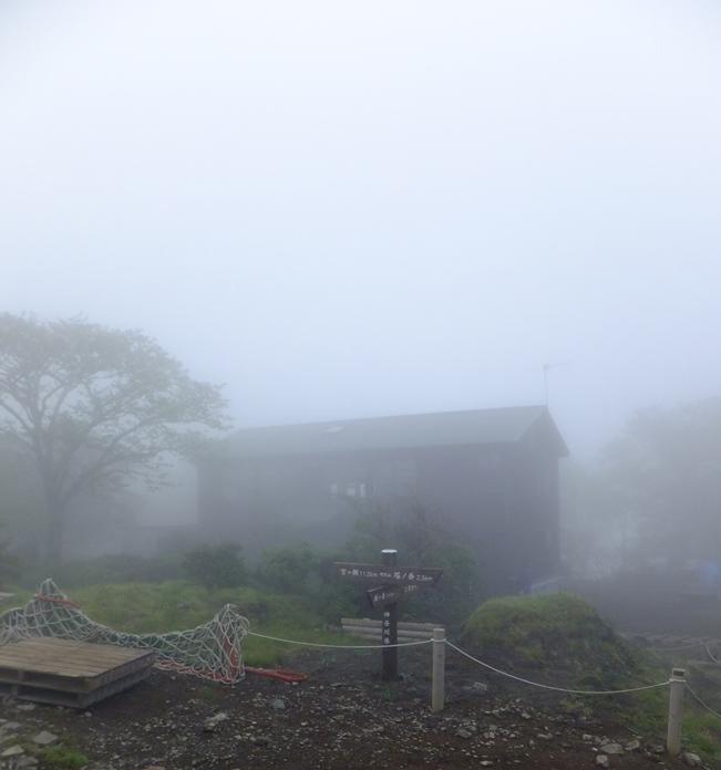 8-みやま山荘 朝