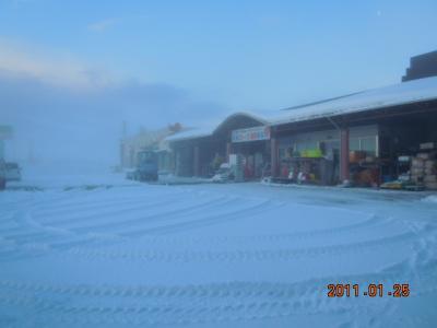 平成22年 1月25日  除雪 003