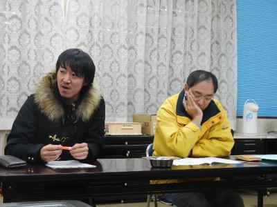 平成23年12月19日  プロジェクト8の会議。 018