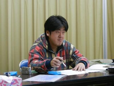 平成23年12月19日  プロジェクト8の会議。 009