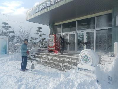 平成23年12月23日  除雪 001