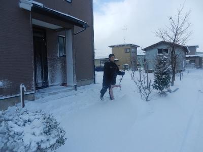平成23年12月23日  除雪 004
