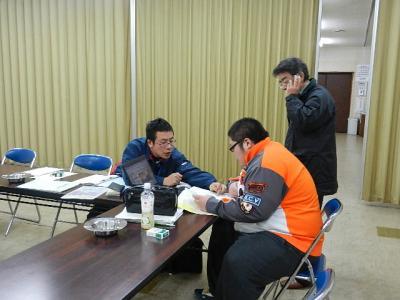 プロジェクト8会議。 003