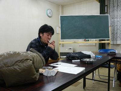 プロジェクト8会議。 022