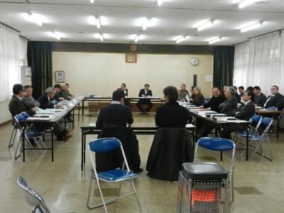 H24.3.23 湖東3町商工会理事会 (1)
