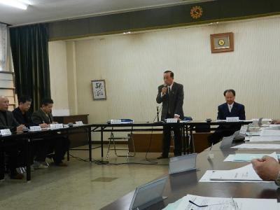 H24.3.23 湖東3町商工会理事会 (3)