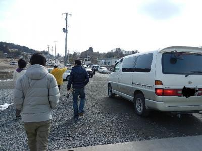 気仙沼大島ボランティア 082