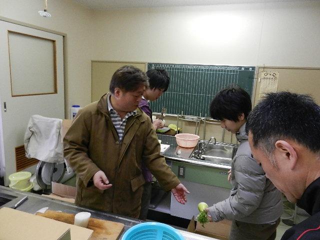 気仙沼大島ボランティア 090