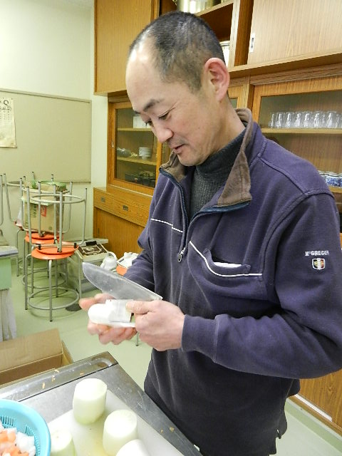 気仙沼大島ボランティア 100