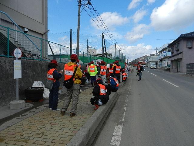 気仙沼大島ボランティア 141