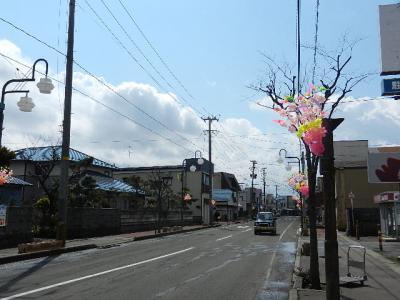 仲町商店街花飾り 016