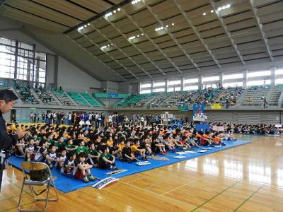 少年レスリング北日本大会 098