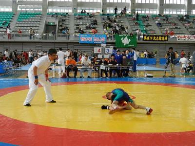 少年レスリング北日本大会 104