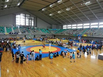 少年レスリング北日本大会 114