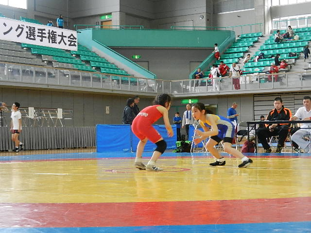 少年レスリング北日本大会 117