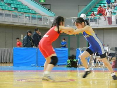 少年レスリング北日本大会 121