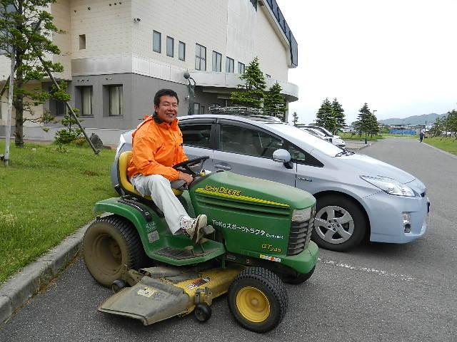 芝刈り 001