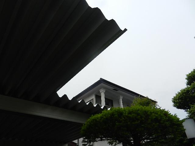 八郎潟町K様邸カーポート 011