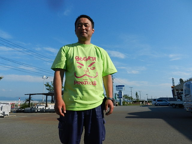 プロジェクト8Tシャツ 013