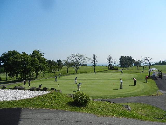 あきしんゴルフコンペ。 007