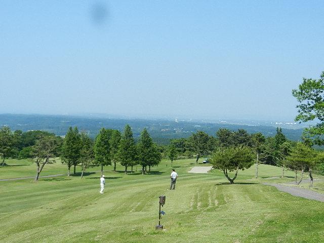 あきしんゴルフコンペ。 019