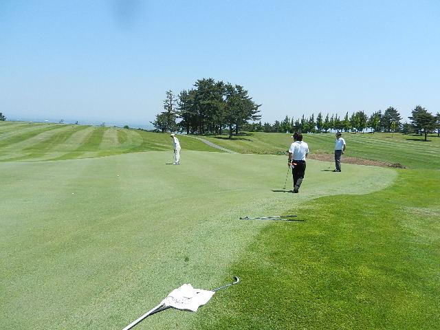 あきしんゴルフコンペ。 014