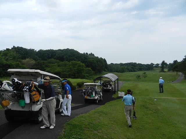 あきしんゴルフコンペ 003