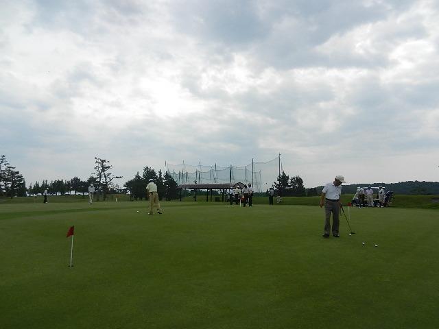 あきしんゴルフコンペ 002