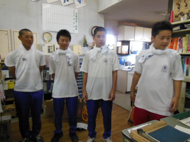 中学生職場体験 089