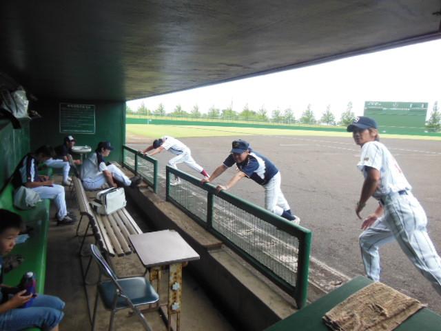 町民野球大会 003