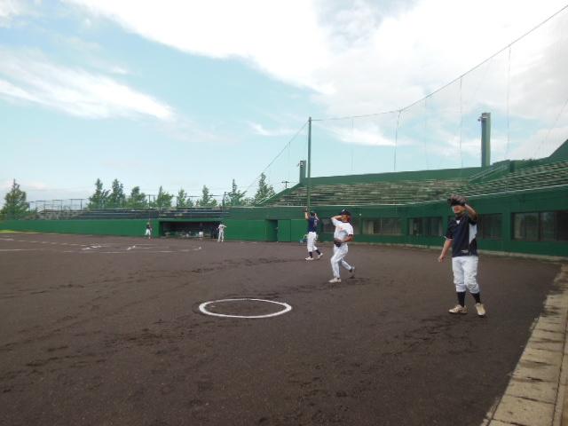 町民野球大会 014