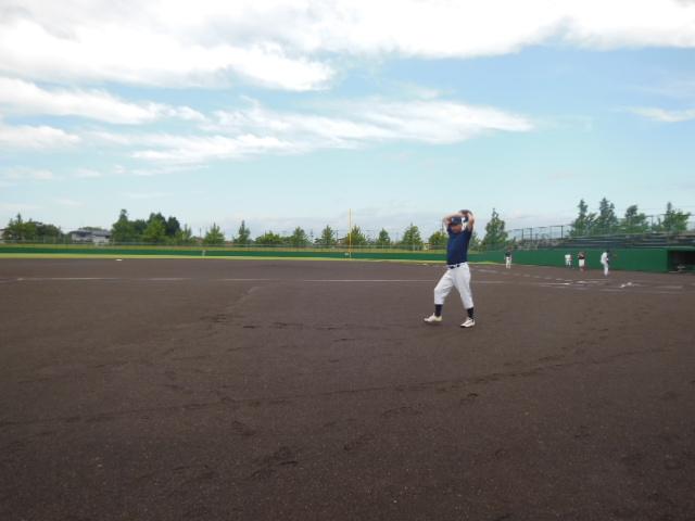 町民野球大会 011