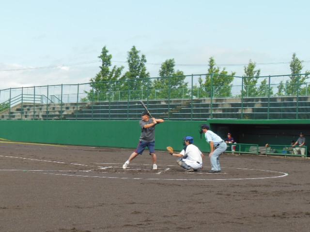 町民野球大会 025