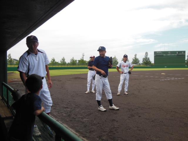 町民野球大会 019
