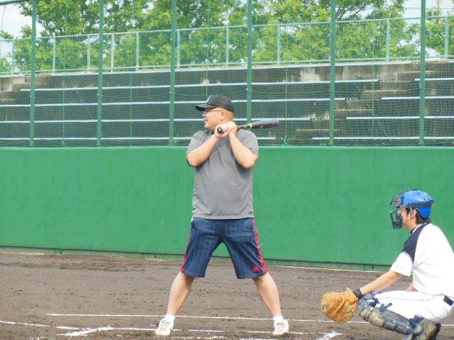 町民野球大会 026