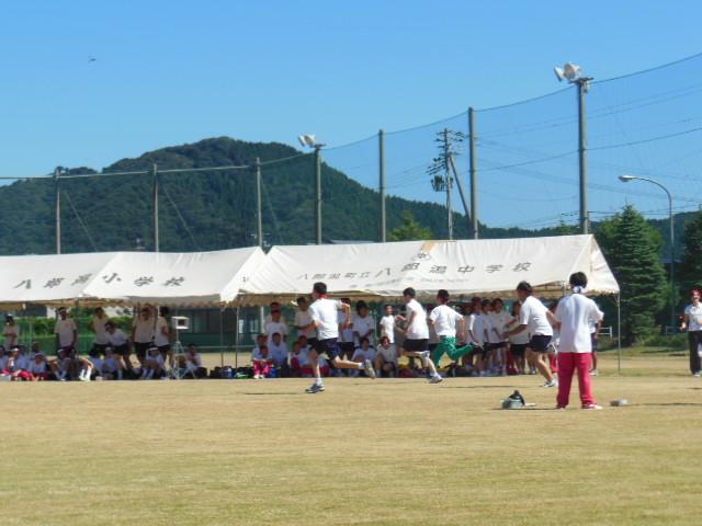 八中体育祭 043