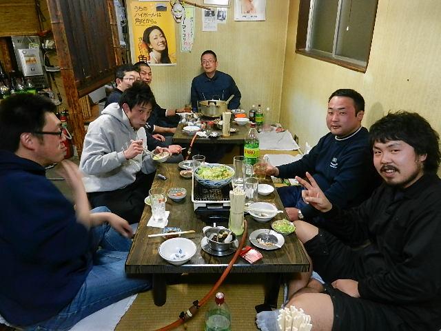 京城園・・・タラ鍋祭り! 030
