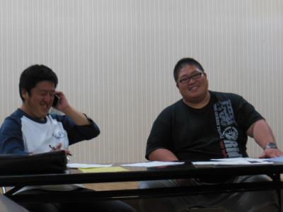プロジェクト8会議。 030