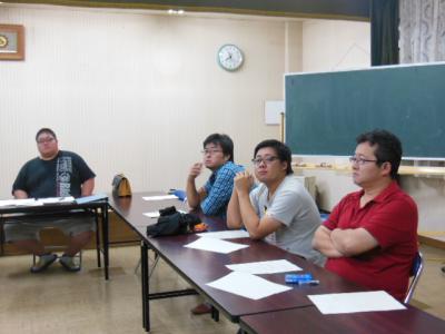 プロジェクト8会議。 014