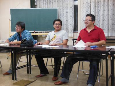 プロジェクト8会議。 012