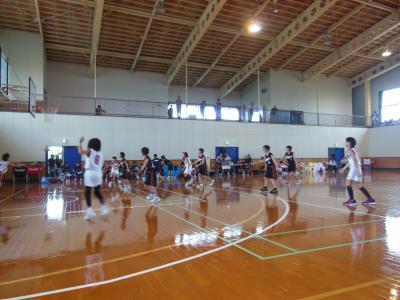 ミニバス女子練習試合 003