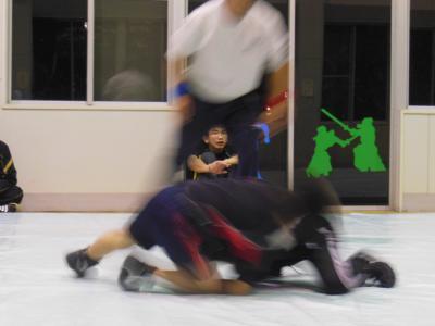 練習レスリング 011
