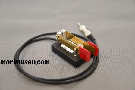 Oqt5-155 ミニパドル 電鍵 (薄型タイプ) /オクトファイブ★ハムフェアで即日完売!