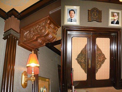 神奈川県庁舎・貴賓室ドア
