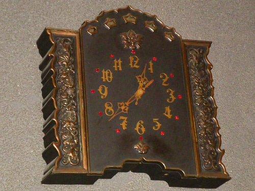 神奈川県庁舎・貴賓室時計